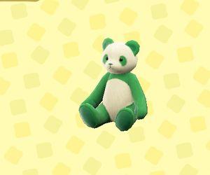パンダのシャオシャオ