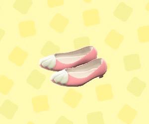 マーメイドなくつ-ピンク