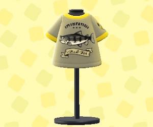 さかなTシャツ