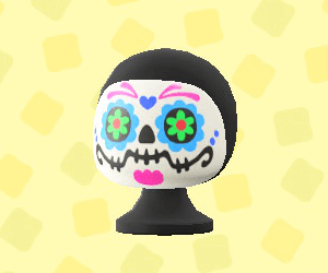 Skull Candy Mask