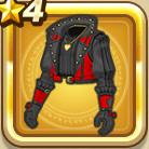 小悪魔スーツ上