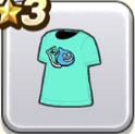 スニーカーTシャツ