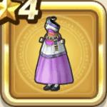 フローラのドレスのアイコン