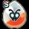 撃・虫系の心珠