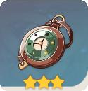 冒険者の懐中時計