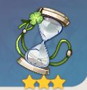 幸運の砂時計