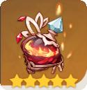 魔女の心の炎
