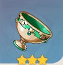 幸運のコップ