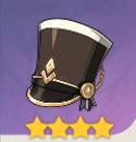 教官の帽子