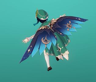 見守りの翼