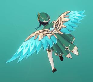 蒼天清風の翼