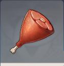 鳥肉の燻製