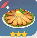 松茸のバター焼き