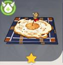 テイワット風焦げ卵