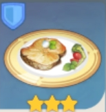 バター魚焼き