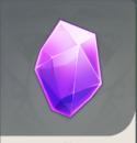 紫水晶の塊
