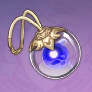 小さな仙霊・紫苑