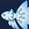 藍染グッピー