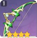 蒼翠の狩猟弓
