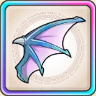 古龍の翼のアイコン
