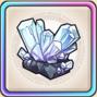 白金礦晶のアイコン