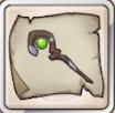 風杖の巻物のアイコン