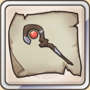 火杖の巻物のアイコン