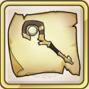 光輝杖の巻物のアイコン