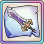 混沌剣の巻物のアイコン
