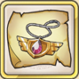 破封金首飾の巻物のアイコン