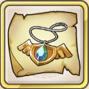 破毒金首飾の巻物のアイコン