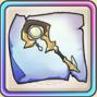 極光杖の巻物のアイコン