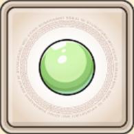 普通的水晶球のアイコン
