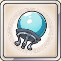 古代の水晶のアイコン