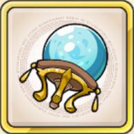 預言家的水晶球のアイコン