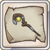 雷杖の巻物のアイコン