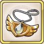 破暗的黃金項鍊