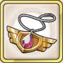 破封的黃金項鍊