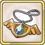 破毒的黃金項鍊
