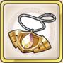 破縛のゴールドネックレスのアイコン