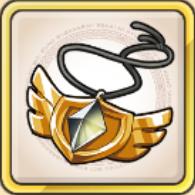 破闇のゴールドペンダントのアイコン