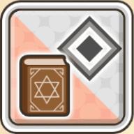 魔法攻撃力&無属性攻撃力アップのアイコン