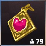 愛のメダルアイコン