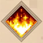 火傷アイコン