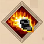 炎の道アイコン