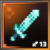 ダイヤモンドの剣アイコン