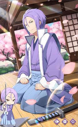 花は桜木、人は騎士ユリウス