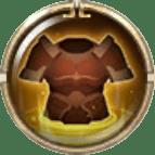 玄鉄の鎧のアイコン