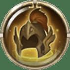 鳥金の兜のアイコン