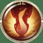 火鳳涅槃のアイコン